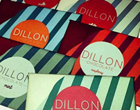 Dillon Chocolate Branding