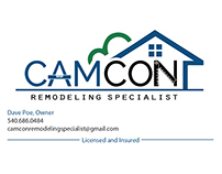 CamCon Business Card