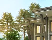 3D Exterior Renderings 2