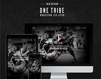 One Tribe - Web Design