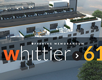 Whittier 61 Brochure