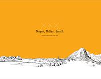 Meyer, Miller, Smith stationary