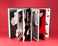 The Little Red Riding Hood pop-up book