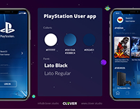 PlayStation User app