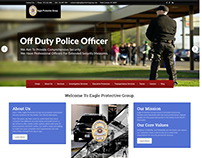 Eagle Protective Group ~ Webfolio