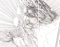 Wolverine Origins Pencils