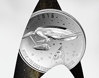 Royal Canadian Mint - Star Trek