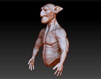Goblin 4 - sculp.