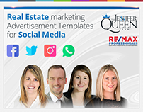 Real Estate Advertisement Templates for Re/Max Pro