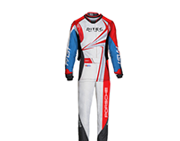 Traje Rally- DITEC- VOLVO-ABSTRACT