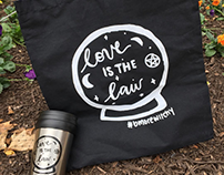 Love is the Law Design