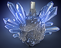 Cristall - abstract perfumes