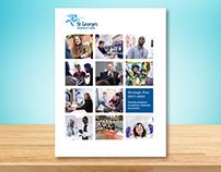 St George's, Univ of London Strategic Report 2017–2022