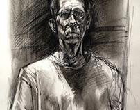 Self Portrait, June 2016