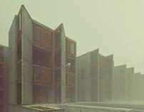 Salk Institute, 1965