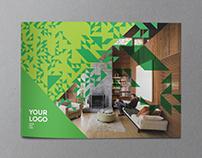 Modern Ecologic Green Brochure