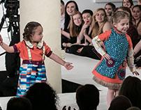 Childrenswear on the runway