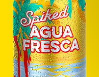 Packaging Design: Golden Road's Spiked Agua Fresca