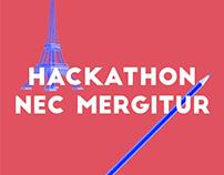 Hackathon Nec Mergitur