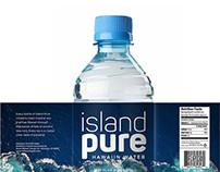 Island Pure Hawaiian Water