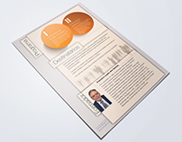 Flyer / Brochure Estratégia Competitiva
