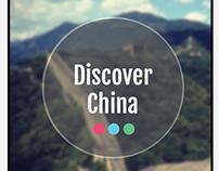 Discover China - Travel App