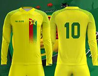Takoradi Goal Keeper Kit