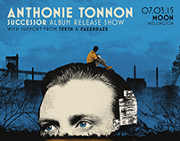 Anthonie Tonnon (tour poster)
