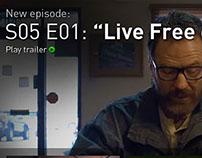 AMC - Breaking Bad 2nd Screen