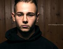 Alberto Loureiro. Boxing photoshoot.