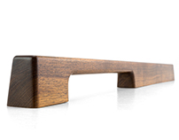TIRAR  - TASMANIAN BLACKWOOD SOLID TIMBER HANDLES