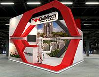 VN Build tech Exhibition Design for Property show DWTC
