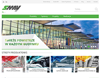 SMAY Website Redesign Cncept