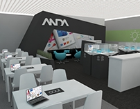 Anda Present stand 2016