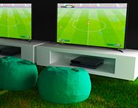 Hisense - World Cup Activation