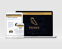 Diseño y desarrollo: Pignus - Seguridad Privada