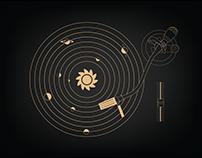 Vinyl Solar System