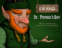 Mucha Breja | St. Patrick`s Day