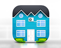 House IOS Icon.