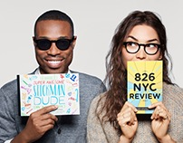 826NYC Review No. 5 + Warby Parker