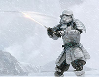 Ashigaru Storm Trooper