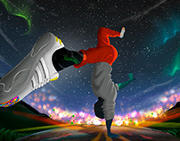 Adidas Super Star - Supershell