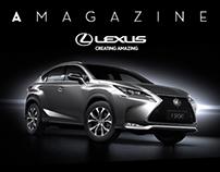 Lexus - Amagazine