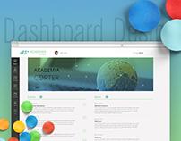 ACADEMIA Cortex  Dashboard UI Design