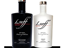 LVOFF Grain Vodka by Danco Decor Company