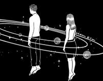 Revolve around you