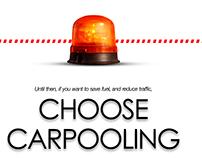 Carpooling ad - Young Lotus Awards entry