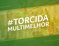 Torcida Multimelhor | Endomarketing