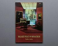 BOOK - MALARZE POLSCY W MONACHIUM