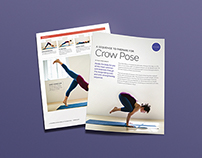 Sonima Expert Guide to Crow Pose Printable
